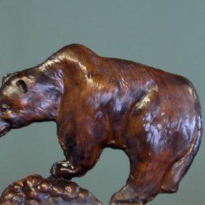 Small Bear Weathervane