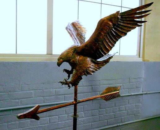 American Eagle Weathervane