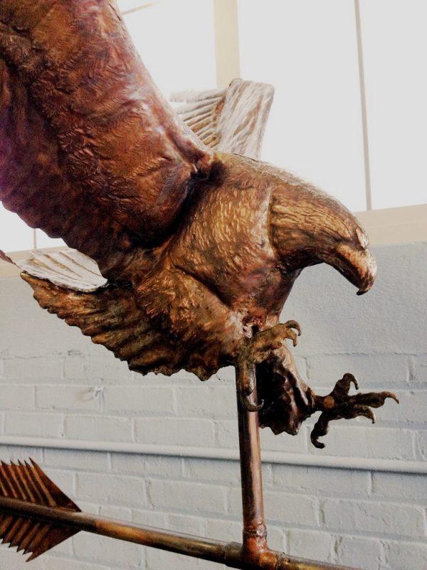 American Eagle Weathervane II