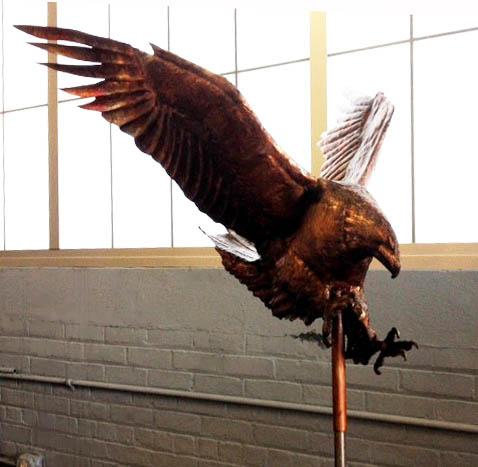American Eagle Weathervane III