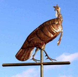 Audubon Turkey Weathervane
