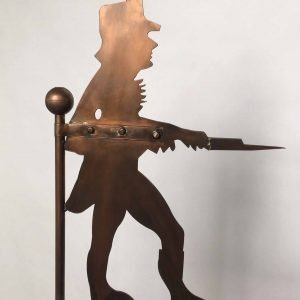 Early Soldier Weathervane