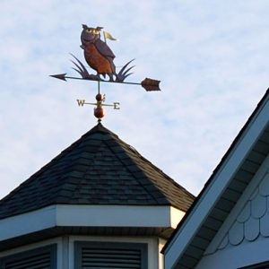 Golf Course Owl Weathervane