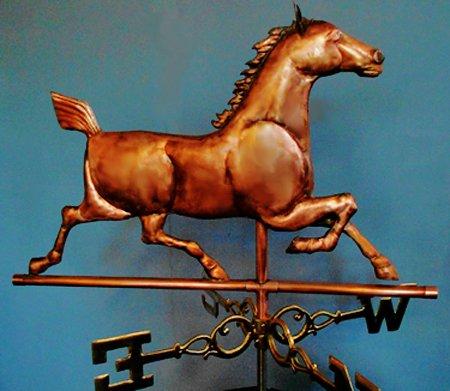 Hackney Horse Weathervane