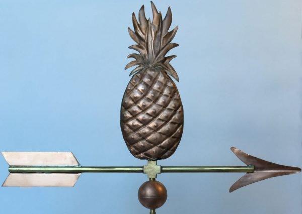 La Petite Pineapple 2 Weathervane