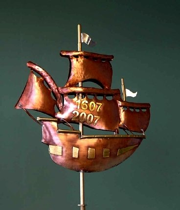 Mayflower Weathervane