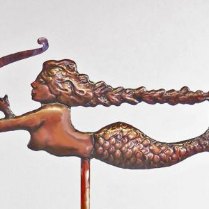 Mermaid with Arrow Weathervane