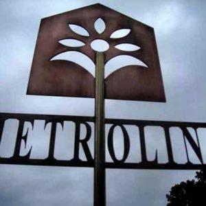 Metrolina Nursery Weathervane