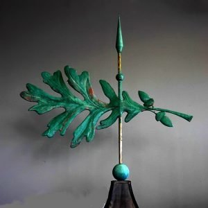 Oak Leaf Weathervane