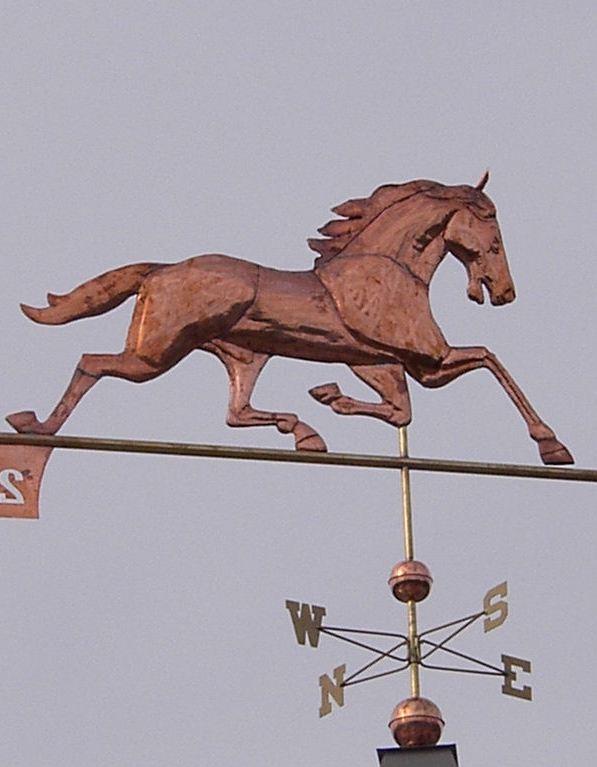 Patchen Horse Weathervane