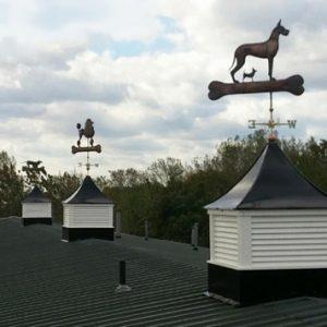 Philadelphia Pet Hotels and Villas Weathervanes