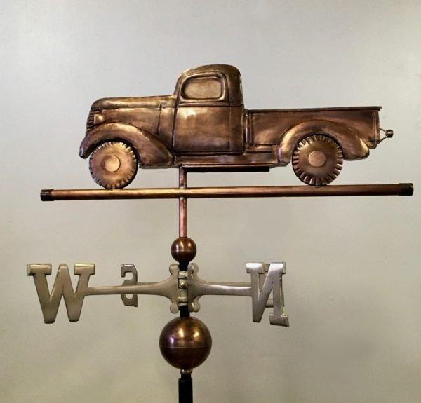 Pick Up Truck Weathervane