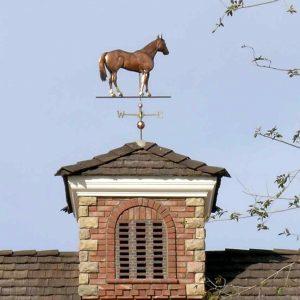 American Quarter Horse Weathervane 3