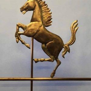 Ferrari Horse Weathervane