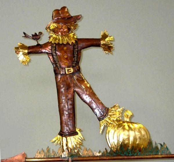 Scarecrow Weathervane