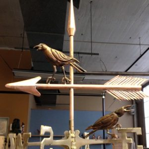 Two Crows Weathervane
