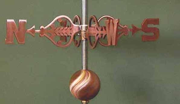 Copper Compass