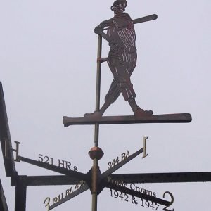 Ted Williams Baseball Compass