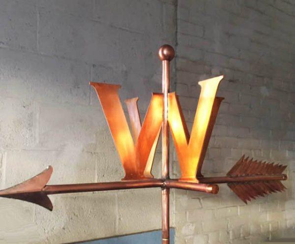 Western CT State University Weathervane