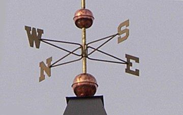 Double Arm Compass